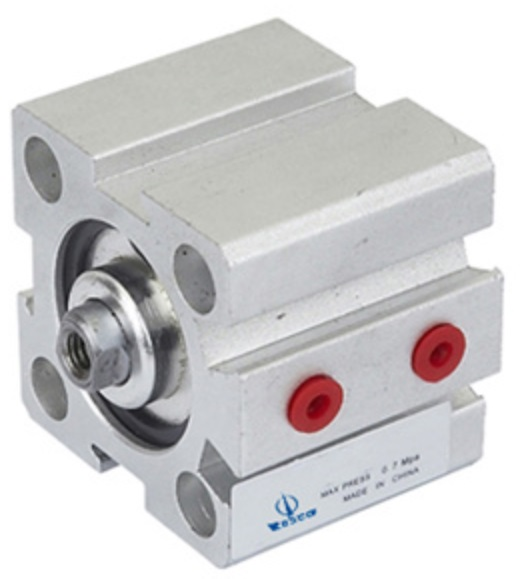 Customized Aluminium Pneumatic Cylinder for Automation & Control
