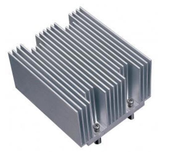 Radiateur En Aluminium Thermal Heatsink with CNC Machining